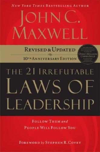 21 Irrefutable laws-of-leadership