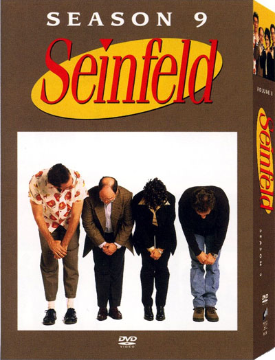 Seinfeld-Season-9-DVD
