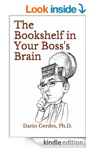 Bookshelf in Your Boss's Brain